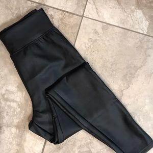 NWOT Merona faux leather leggings